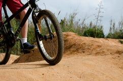cykla bmx Royaltyfri Bild