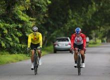 Cykla för nyheternasportar Fotografering för Bildbyråer