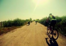 Cykla för sommar Arkivbilder