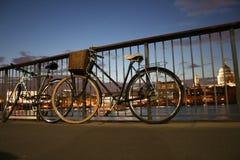 cykla ldn Arkivfoton