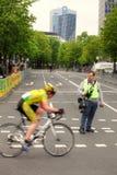 Cykla rörelsesuddighet Royaltyfri Bild