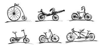 cyklar Royaltyfri Foto