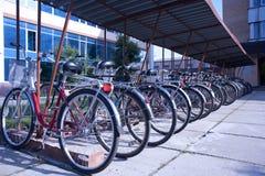 cyklar Arkivfoto