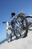 cyklar två Arkivbilder