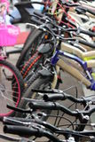 Cykle dla sprzedaży zdjęcia stock