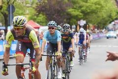 cykliści Obraz Stock
