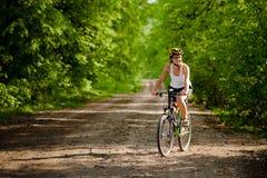 Cyklist Arkivbilder