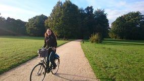 Cyklist Zdjęcie Royalty Free