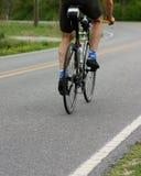 cyklist Royaltyfria Bilder