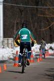cyklista Zdjęcie Royalty Free