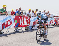 Cyklista Gert Steegmans Zdjęcia Stock