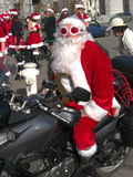 cyklisten 2011 lurar francisco san santa Arkivbilder