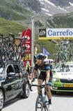 Cyklisten Bernhard Eisel Fotografering för Bildbyråer