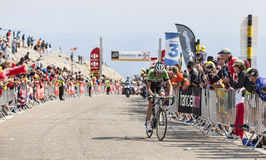Cyklisten Robert Gesink Arkivfoton