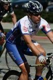 cyklistlatinamerikan Royaltyfri Foto