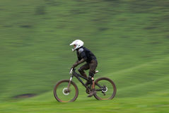 cykliströrelsehastighet Royaltyfri Bild