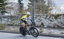Cyklisty Paul kuny - ładny 2016 Zdjęcia Stock