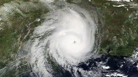 cyklon ilustracji
