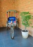 Cyklu riksza Obraz Royalty Free