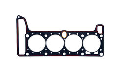 Cylinder gasket Stock Photography