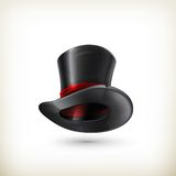 Cylinder hat Stock Images