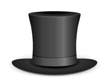 Cylinder hat Royalty Free Stock Image