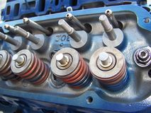 Cylinder Head Royalty Free Stock Image