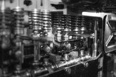 Cylinder head Royalty Free Stock Photos