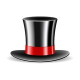 Cylinder magic hat Stock Photography