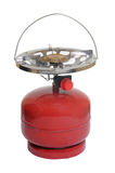 cylindergas Royaltyfri Bild