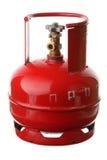 cylindergas royaltyfria bilder