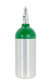Cylindre d'oxygène médical Images stock
