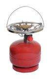 Cylindre de gaz Image libre de droits
