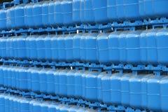 Cylindre de gaz Images stock