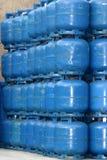 Cylindre de gaz Image stock