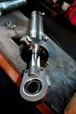 cylindres гидровлические Стоковые Фотографии RF