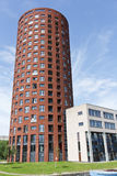 Cylindrical Apartments Tower Royalty Free Stock Photography