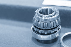The cylindrical bearing Stock Photos