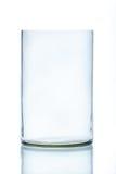 Cylindrical laboratory beaker Stock Image