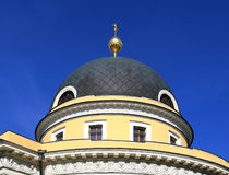 Cylindrical rotunda with Ionic porticos Royalty Free Stock Photo