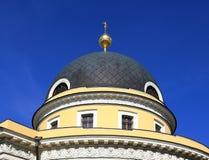 Cylindrisk rotunda med joniska portik Royaltyfri Foto