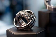 Cylindriskt lager för metall royaltyfria foton