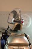 Cylon's head at Cartoomics 2014 Royalty Free Stock Image
