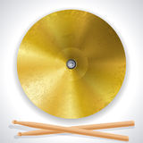 Cymbal Royalty Free Stock Photo