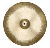 cymbal Arkivbild