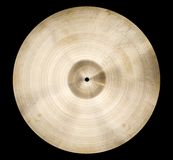 cymbal Arkivfoto