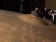cymbal Fotografia de Stock Royalty Free