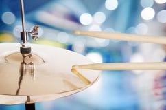 Cymbal Stock Image