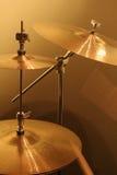 Cymbales Images libres de droits