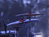 cymbals Royaltyfri Bild